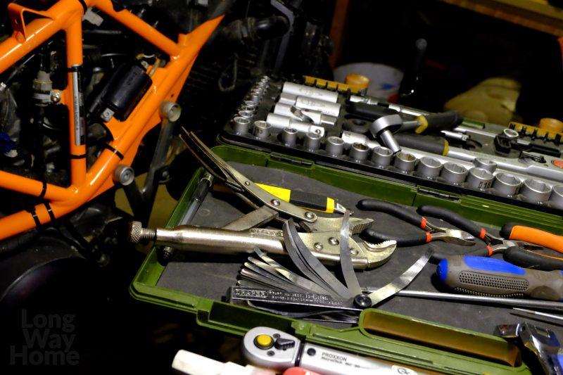 Podstawowe narzędzia - Basic tools