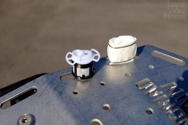 Filtr pompy paliwa KTM 690 Enduro - KTM 690 Enduro fuel pump filter - Profill Australia
