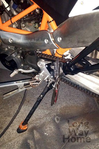 Wstępny spaw - Initial weld