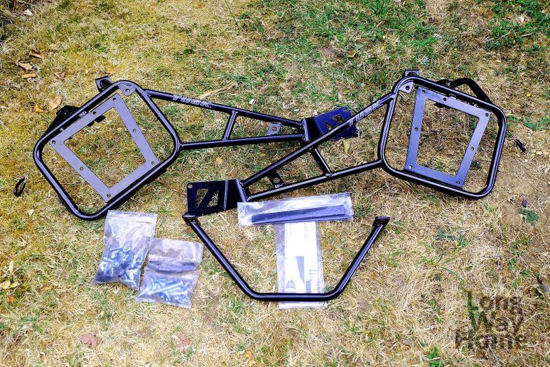 Oryginalny zestaw odproducenta - Whole set from rack manufacturer