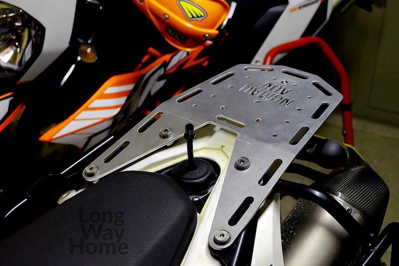 Płyta bagażowa Nomad ADV - Nomad ADV luggage plate