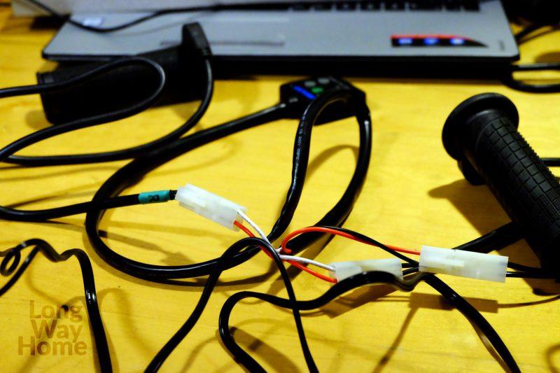 Zwykłe złączki... - Normal connectors...