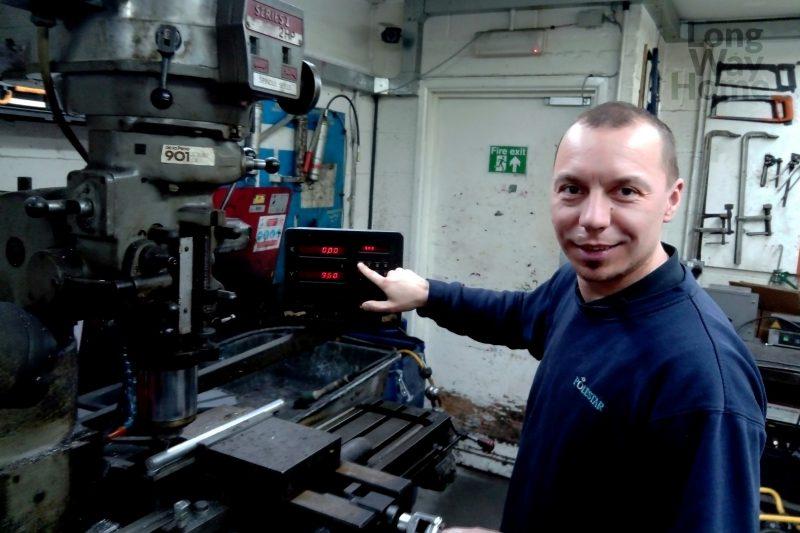 Instrukcja obsługi iBHP udzielane przezmechanika Wojtka - Health & Safety and some instructions from mechanic Wojtek